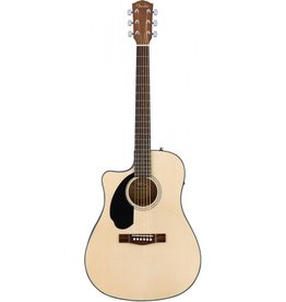 Fender - CD-60SCE LEFT Acoustic Electric, Natural
