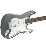 Squier - Affinity Stratocaster HSS, Silver