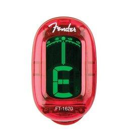 Fender - CA Series Tuner, Red