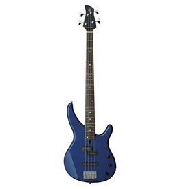 Yamaha - TRBX174 4 String Bass, Dark Blue Metallic