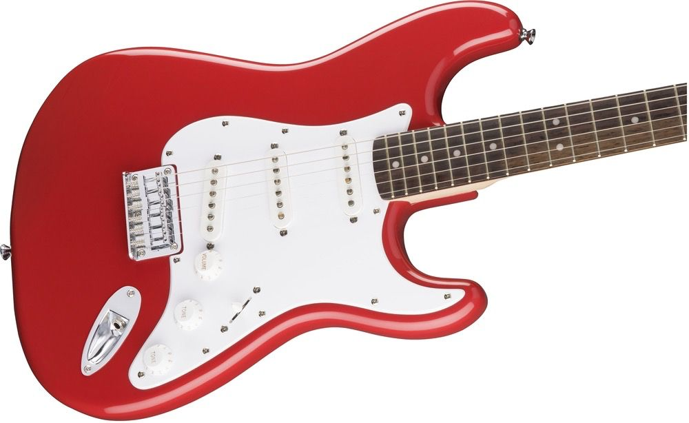 Squier - Bullet HT Stratocaster, Fiesta Red