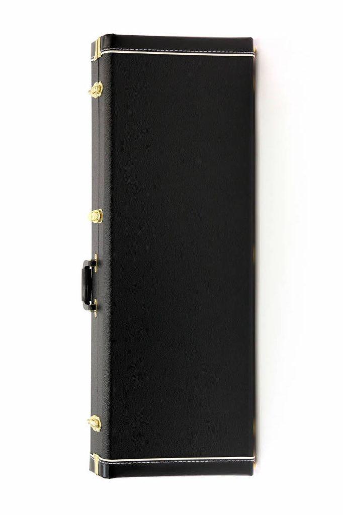 Yorkville Hardshell Case, Rectangular Electric Deluxe