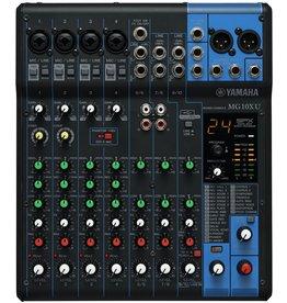 Yamaha - MG10XU 10 Channel Analog Mixer w/Digital Effects