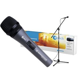 Sennheiser - E PACK E835 Live Performance Microphone Set