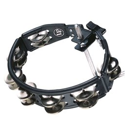 LP - Cyclops Mountable Tambourine, Steel Jingles, Black