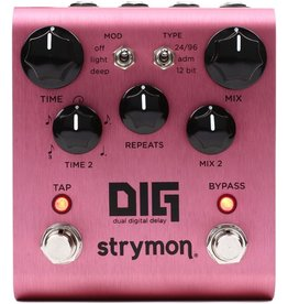 Strymon - DIG Dual Digital Delay Pedal