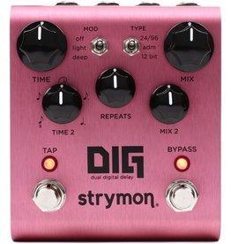 Strymon - DIG Dual Digital Delay Pedal