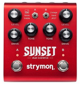 Strymon - Sunset Dual Overdrive Pedal