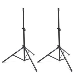 Samson - Lightweight Speaker Stands, Pair