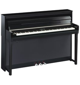 Yamaha - Clavinova CLP-685 Digital Piano, Polished Ebony
