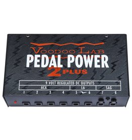 Voodoo Lab - Pedal Power 2 PLUS Power Supply