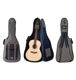 Seagull - Grey & Navy BackPack Gig Bag, Folk/Concert Hall