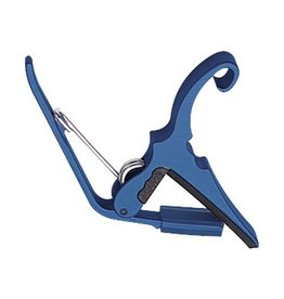 Kyser - Quick Change Capo, 6 String, Blue<br /> Mandolin/Banjo<br /> Black