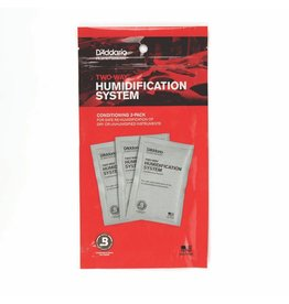 Planet Waves - Acoustic Guitar Two-Way Humidification System w/3 Refills