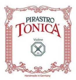 - Tonica Violin Set 4/4, Wound E, Ball End