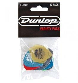 Jim Dunlop - Variety Pick Pack, Light/Medium