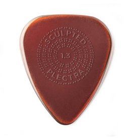 Jim Dunlop - Primetone Standard Picks w/Grip, 3 Pack (1.3)