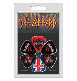 - Pick Pack, Def Leppard, 6 Pack