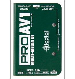 Radial - ProAV1 Multimedia DI