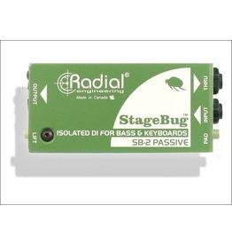 Radial - StageBug SB-2 Passive DI Box