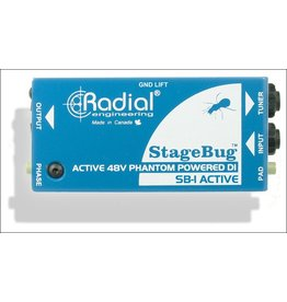 Radial - StageBug SB-1 Active DI Box
