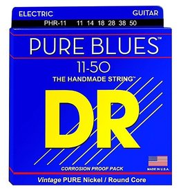DR Strings - Pure Blues Electric, 11-50 Medium