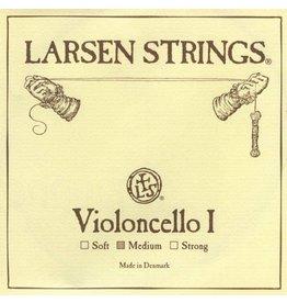 Larsen - Single Cello A, Medium, 3/4