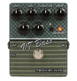 Tech21 - SansAmp Character Series VT Bass V2