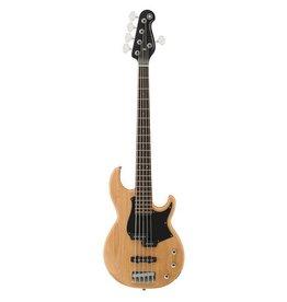 Yamaha - BB235 Passive 5 String, Yellow Natural Satin