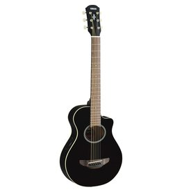 Yamaha - APXT2 Travel Guitar, w/Pickup & Gigbag, Black