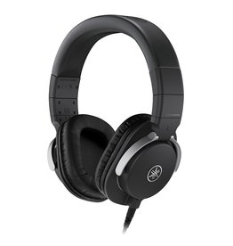 Yamaha - HPH-MT8 Studio Monitor Headphones, Black
