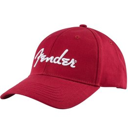 Fender - Fender Logo Cap, Red