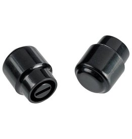 "Fender - Telecaster ""Barrel"" Switch Tips, Black, 2 Pack"