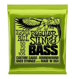 Ernie Ball - Round Wound 4 String Bass 50-105 Regular Slinky