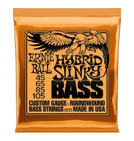 Ernie Ball - Round Wound 4 String Bass 45-105 Hybrid Slinky