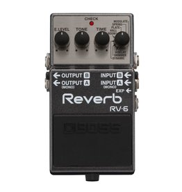 Boss - RV6 Digital Reverb Pedal