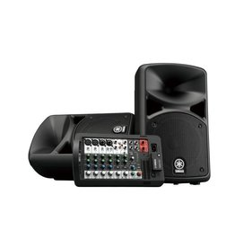 Yamaha - StagePas 400 Portable PA System w/Bluetooth