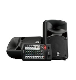 Yamaha - StagePas 600 Portable PA System w/Bluetooth