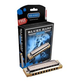 Hohner - 532BX-C Blues Harp, C