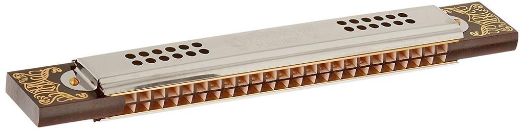 Hohner - 53/48-A Tremolo Harmonica, A