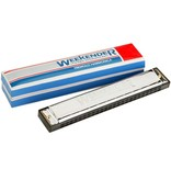 Hohner - 98115BX Weekender 24 Hole Tremolo Harmonica, C