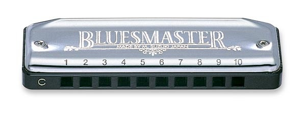 Suzuki - SU-MR250 Blues Master Harmonica, D