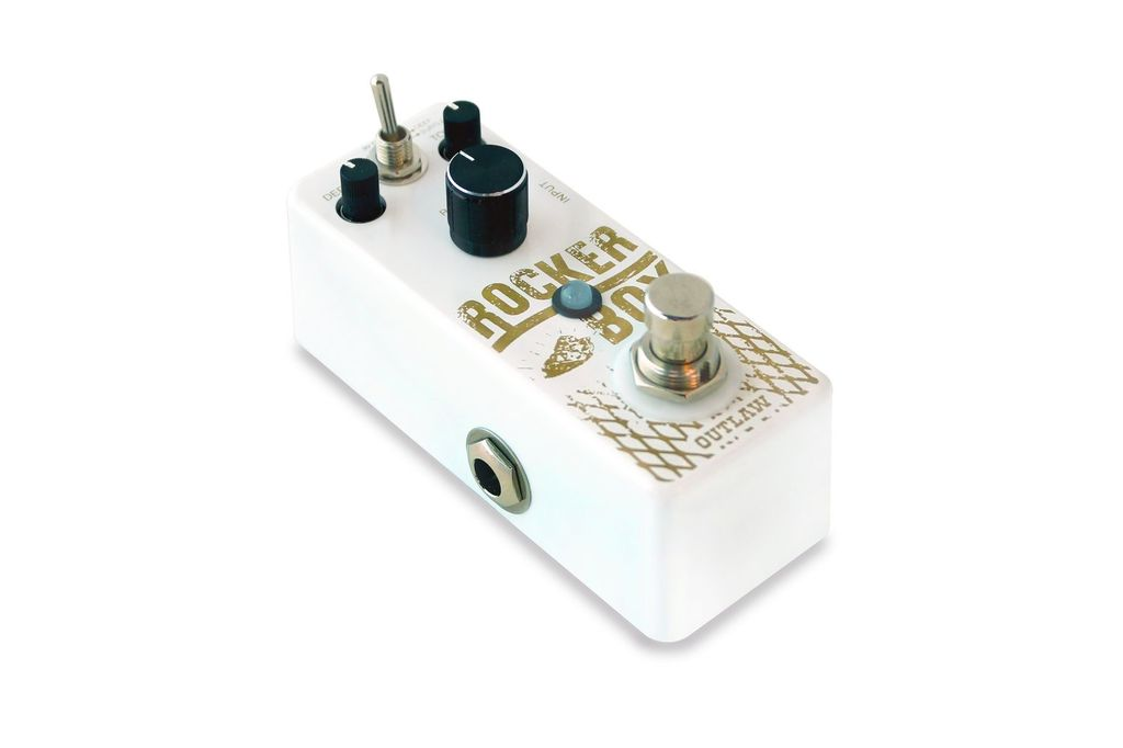 Outlaw - Rocker Box Tremolo Pedal