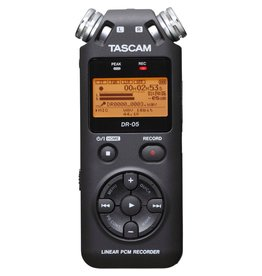 Tascam - DR05 Stereo Portable Digital Recorder
