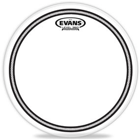 """Evans - EC2S Clear Tom Batter, 12"""""""