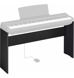 Yamaha - L125B Stand for P125 Digital Piano, Black
