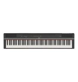 Yamaha - P125 Digital Piano, Black