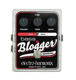 Electro-Harmonix - Bass Blogger Distortion/Overdrive Pedal