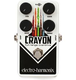 Electro-Harmonix - Crayon 69 Overdrive Pedal