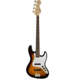 Squier - Squier Affinity Jazz Bass, Brown Sunburst